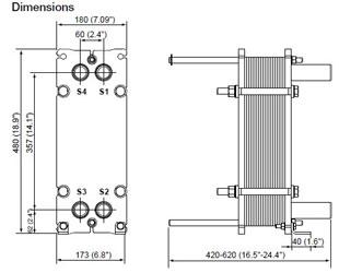 Jiawei Gasket Plate Heat Exchangers China Gasket Plate Heat
